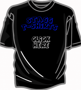 Printed Stag T-Shirts   includes full colour photo printing
